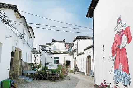 上海南江线线路